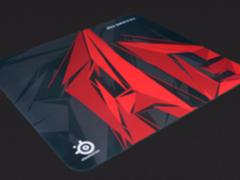 赛睿与AG俱乐部联合推出QcK+AG战队版鼠标垫