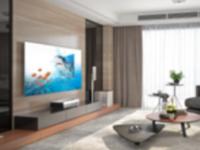 未来电视科技 海信激光电视风靡江浙