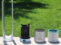 更高效智能 戴森新款空气净化风扇体验