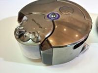 360度无死角 Dyson 360 Eye智能吸尘机器人广州发布