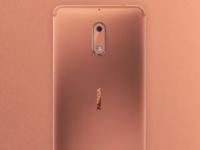 科技以换色为本 诺基亚6又推新配色――铜色