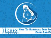在Linux中实现定时任务 最简单的办法或许就是它了