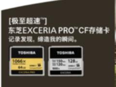 极至瞬速,东芝(TOSHIBA) EXCERIA CF存储卡