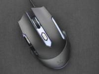 手感更优秀 雷柏V302幻彩RGB电竞游戏鼠标评测