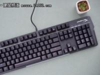1680万色RGB背光 HyperX Mars火星RGB电竞机械键盘评测