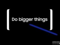 官宣:三星Note8将在8月23日发布 全面屏+手写笔