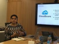 云基础设施是否要升级 用思博伦CloudScore跑个分!