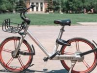 """摩拜单车物联网技术获认可 领""""骑""""行业走向世界"""