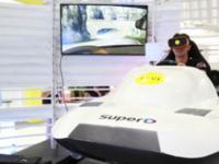 ivvi手机参展天翼智能博览会 多款智能3D产品科技感爆棚