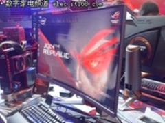 闪耀CJ2017 ROG两款电竞显示器国内首亮