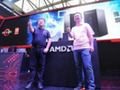 CJ2017将VR进行到底!AMD联手惠普发布精英系列VR电脑