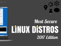 Linux系统本色:八大安全首选发行版!
