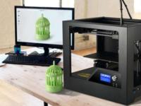 共享3D打印现身杭州:200元可打30厘米机器人