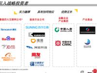 腾讯、百度、京东、阿里巴巴共14家公司90亿投资中国联通