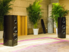 索尼携SS-AR1等旗舰设备亮相第24届北京国际音乐音响展