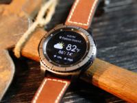 三星全新一代Gear S手表将在8月30日发布