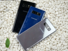 最强双摄旗舰 三星Galaxy Note8发布