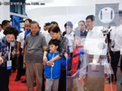 闪耀WRC 2017 马凯副总理莅临科沃斯机器人展台参观