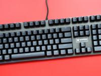新学期选它就对了 雷柏V810游戏机械键盘新生价仅479元