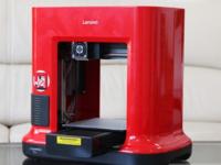 操作简便支持自动调平 联想3D打印机L15W热销