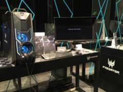 2017IFA:酷睿i9+GTX 1080Ti 宏碁发布性能怪兽级Predator系列