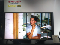 分毫毕现 夏普第一款消费级8K电视正式亮相