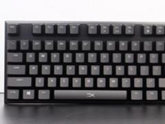 极致精悍!HyperX Alloy FPS PRO专业版机械键盘开箱体验