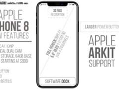 iPhone8数据线曝光 集成度更高\支持快充