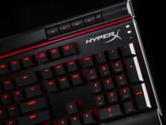游戏手感好的键盘推荐—HyperX Alloy阿洛伊Elite精英版机械键盘