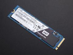 黑盘来了 WD Black PCIe SSD 512GB评测