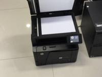 惠普M425DN一体机连续打印卡纸故障处理