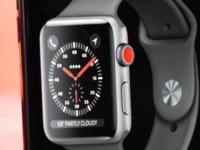 Apple Watch 3将在9月12日发布 支持LTE上网
