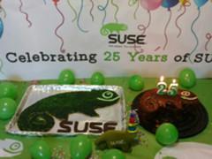 Linux 发行版 SUSE 诞生二十五周年