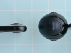 保千里打令V10S的VR全景镜头模组究竟有多小?