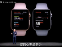 Apple Watch第三代发布 售价约3K人民币