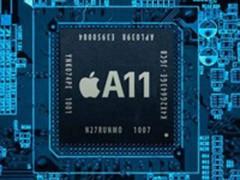苹果iPhone8 A11跑分曝光 性能已超i7?