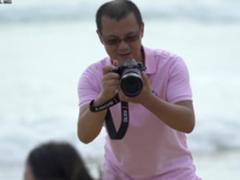 索尼黑卡RX10M3亲子旅行的正确拍摄方式