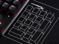 HyperX Alloy FPS Pro机械键盘深度体验