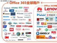 3年,130万用户,Office 365对中国市场的探索