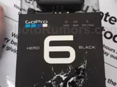 售价3300元 GoPro HERO6规格及图像曝光