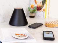 能给多部手机无线充电的桌子 预售价200美元