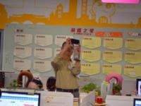 上海青创联浙江新企联考察团一行到访铜掌柜
