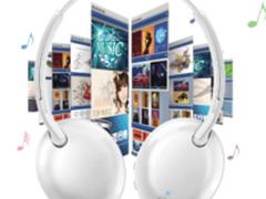 飞利浦无线头戴式精品耳机:真时尚 真音质