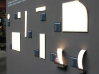 寿命长达13年 LG展示最新柔性OLED台灯