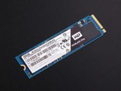 更加耐用 WD Black PCIe SSD 256GB评测