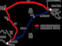 美国与澳洲海底光缆100G链路加密测试成功
