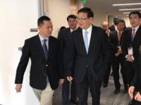 北京市代市长陈吉宁参观SinoBBD北美子公司