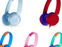 JBL         推出JR系列贴耳式学生耳机