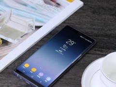 """三星 GALAXY Note 8港版""""华华手机""""售5700"""