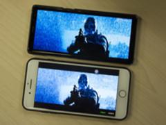 三星Note8屏幕偏色?小设置瞬秒iPhone
